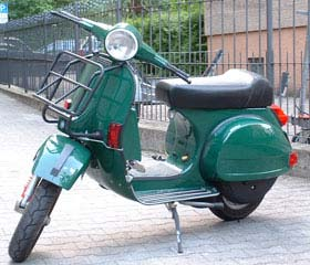 Vespa PX 200 Lusso